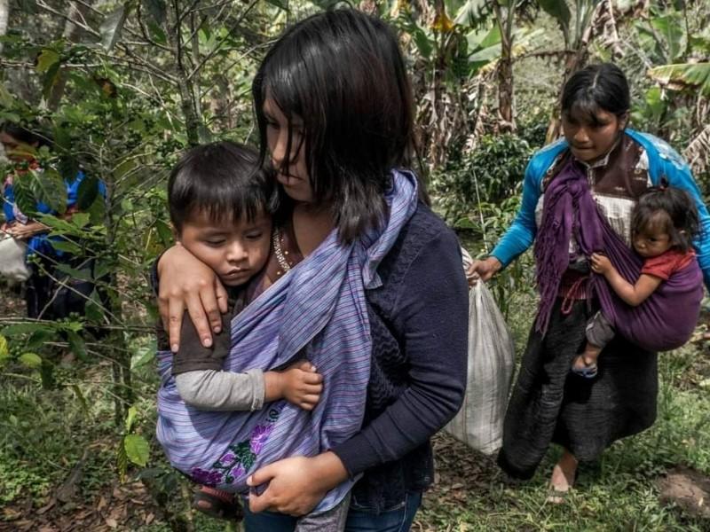 Continúan ataques armados a Desplazados de Magdalena Aldama Chiapas