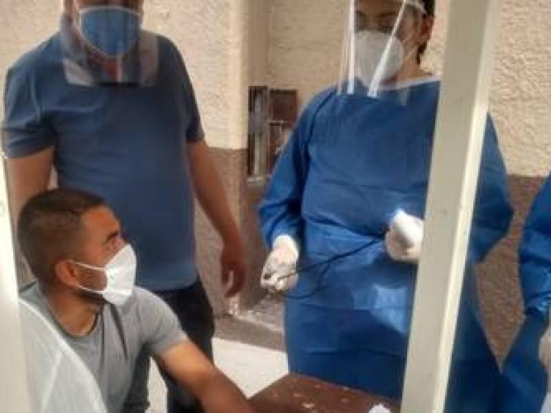Continúan aumentando los contagios COVID en penales poblanos