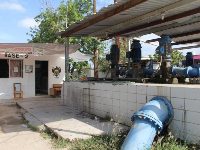 Continúan con normalidad servicios de agua potable: OOMSAPAS La Paz