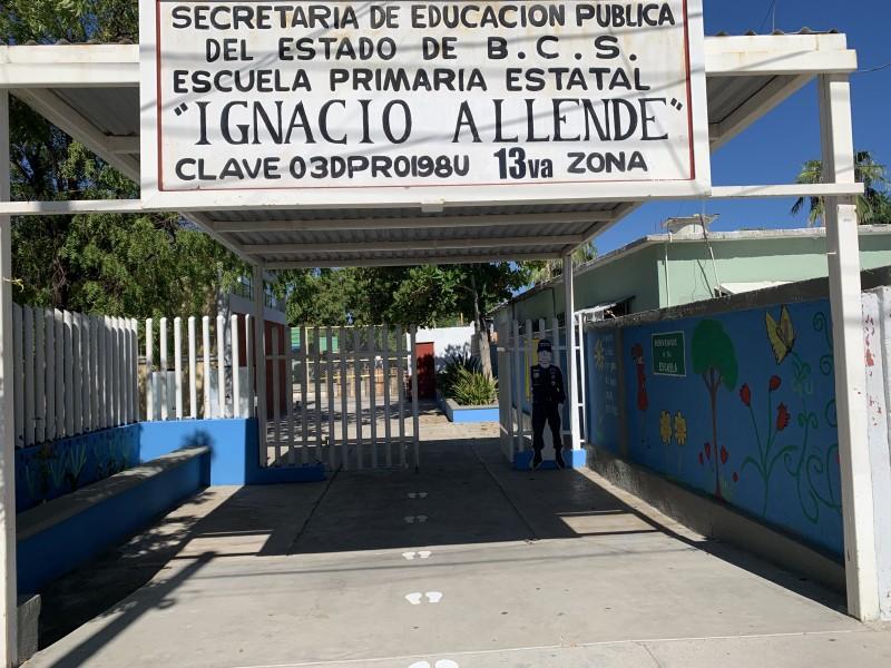 Continúan daños en infraestructura de escuelas en La Paz