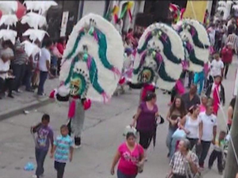 Continúan detenidos grupos de Tlahualiles de Sahuayo