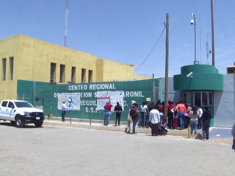 Continúan en investigación las quejas de familiares de reos trasladados:CDHEZ