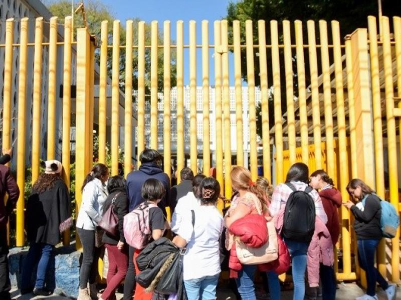 Continúan en paro al menos 10 planteles de la UNAM