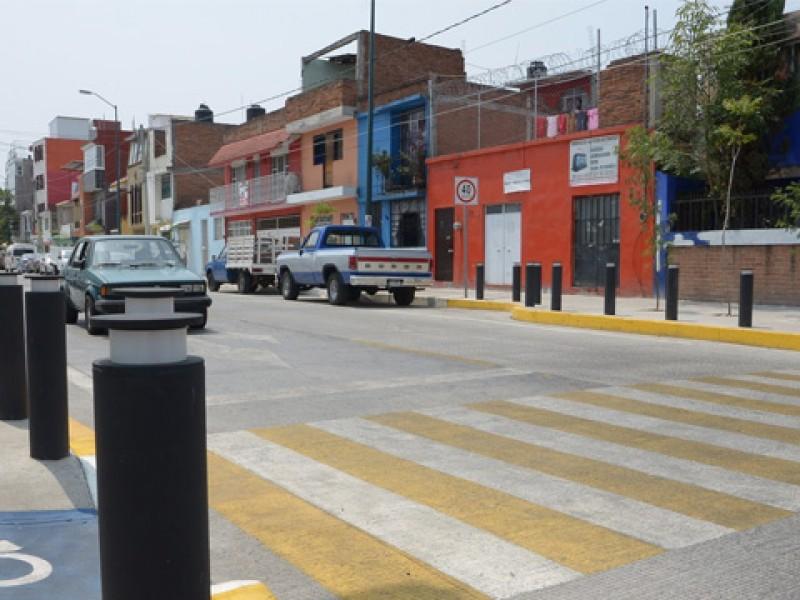 Continúa revisión de rampas en Morelia