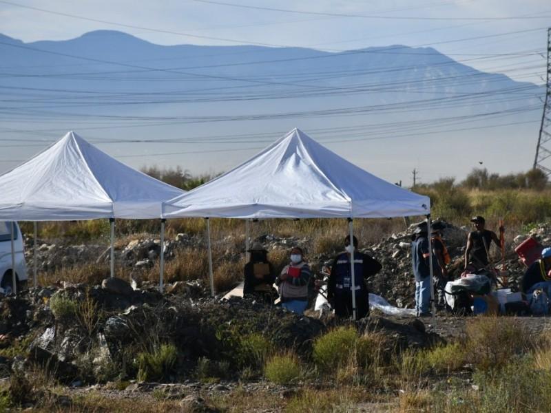 Continúan exhumaciones masivas en Coahuila