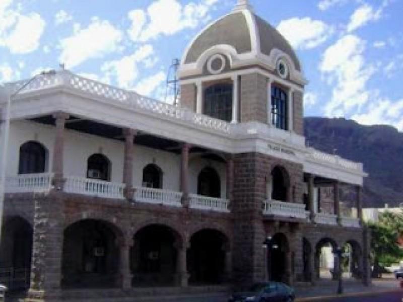 Continúan gestionando el rescate de edificios históricos de Guaymas