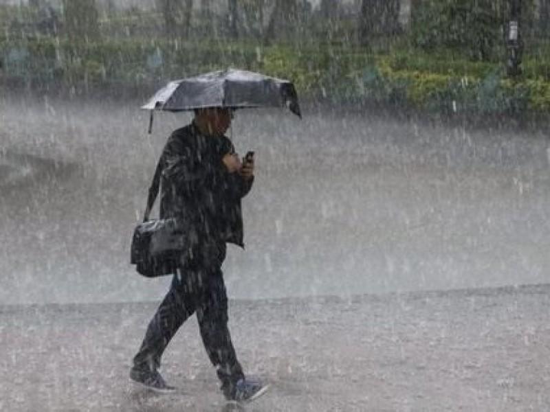 Continúan las fuertes lluvias en el país