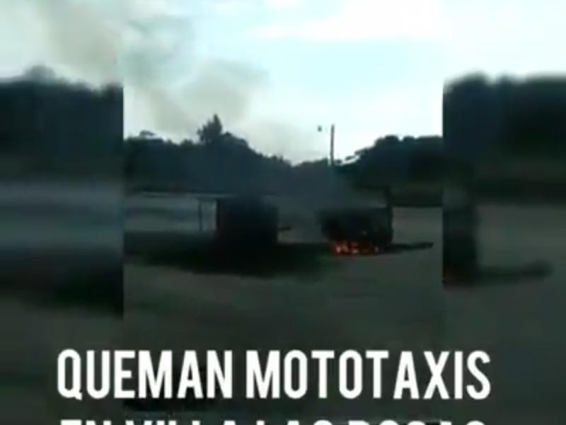 Continúan los enfrentamientos entre transportistas