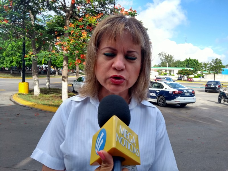 Continúan operativos contra ambulantes en Tuxtla