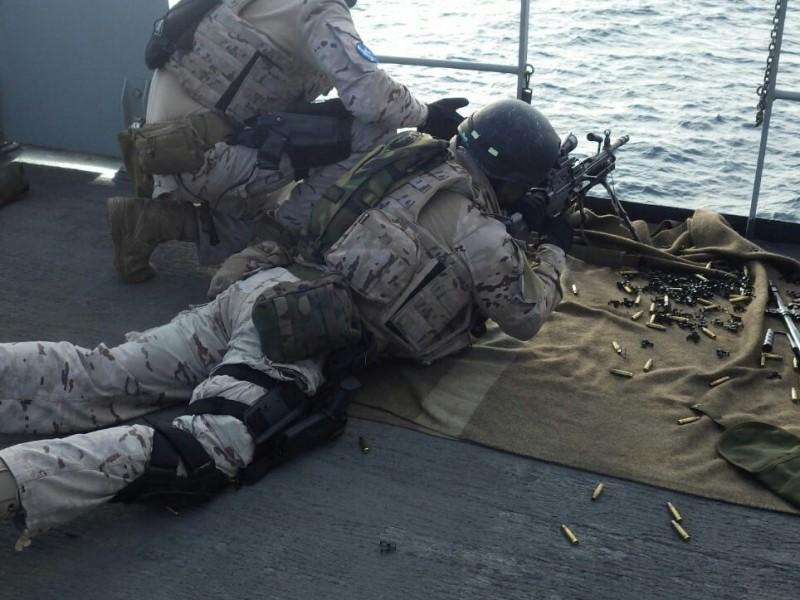 Continùan Operativos de Marina contra el narcotráfico