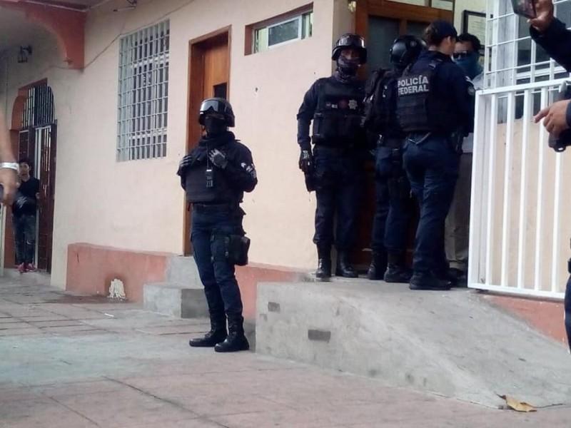 Continúan operativos para detección de migrantes