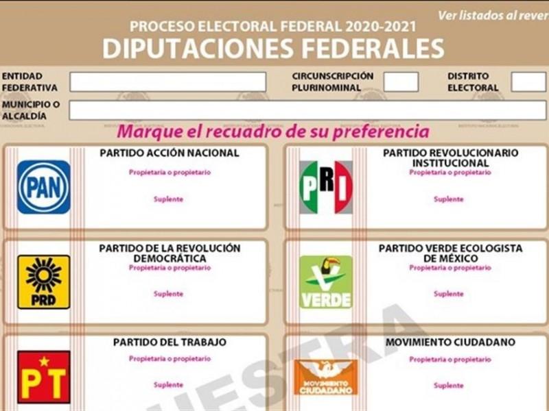 Continúan preparativos para la jornada electoral