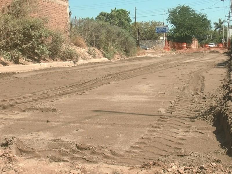 Continúan Pueblo Viejo sin el adocreto