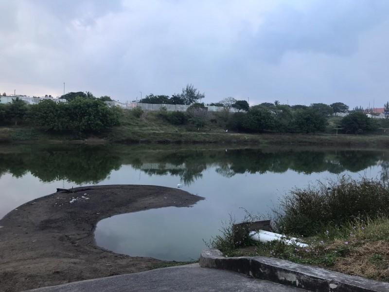 Continuará detenido proyecto de rehabilitación de la laguna del Encanto