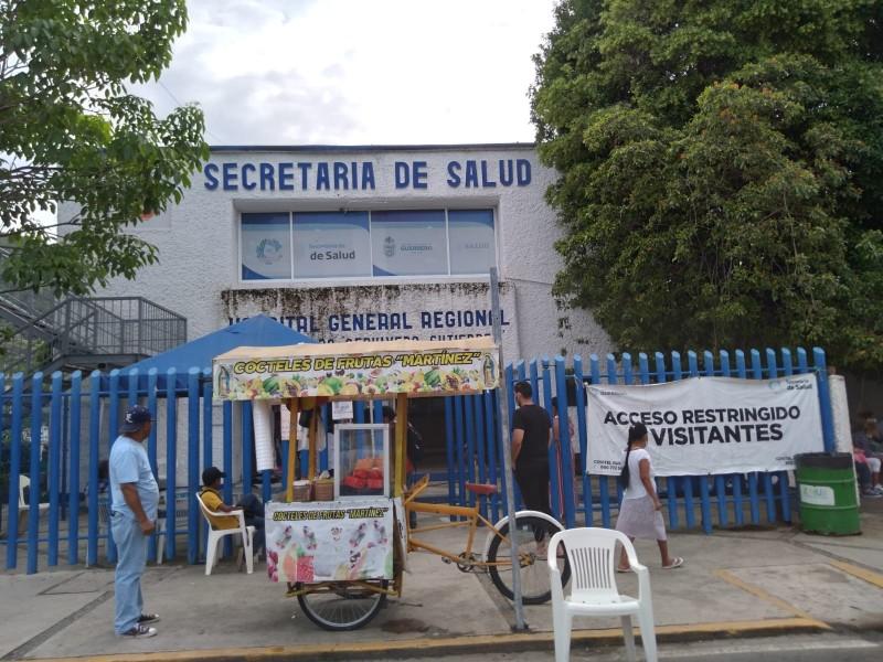 Continuará hospital de Zihuatanejo, como hospital de reconversión Covid-19