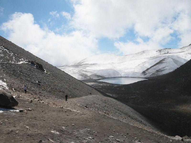 Continuará restringido el acceso al Nevado de Toluca