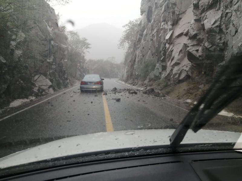 Continuarán condiciones lluviosas al sur del estado
