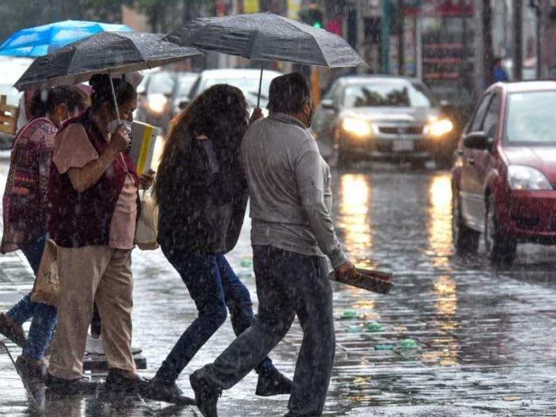 Continuarán las fuertes lluvias al sureste del país