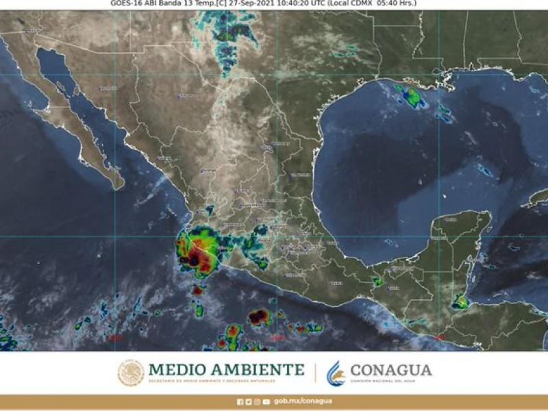 Continuarán las lluvias en algunos estados del país
