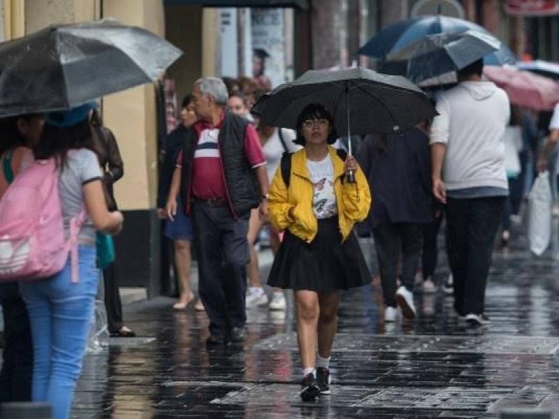 Continuarán las lluvias y el mal clima