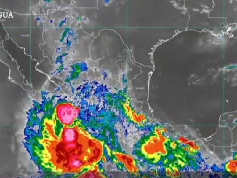 Continuarán lluvias en Michoacán por avance de Grace