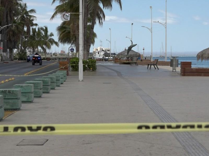 Continuarán mismas medidas sanitarias en La Paz