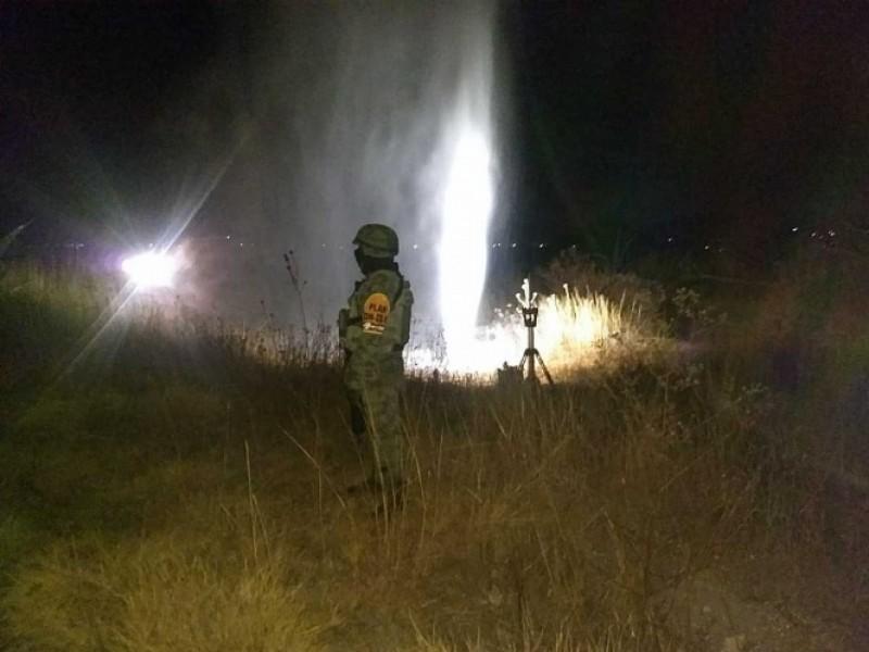 Controlada fuga de hidrocarburo en Hidalgo