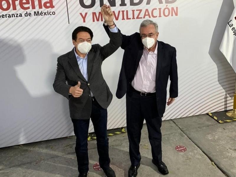 Controversia en designación del precandidato a Gobernador de Morena