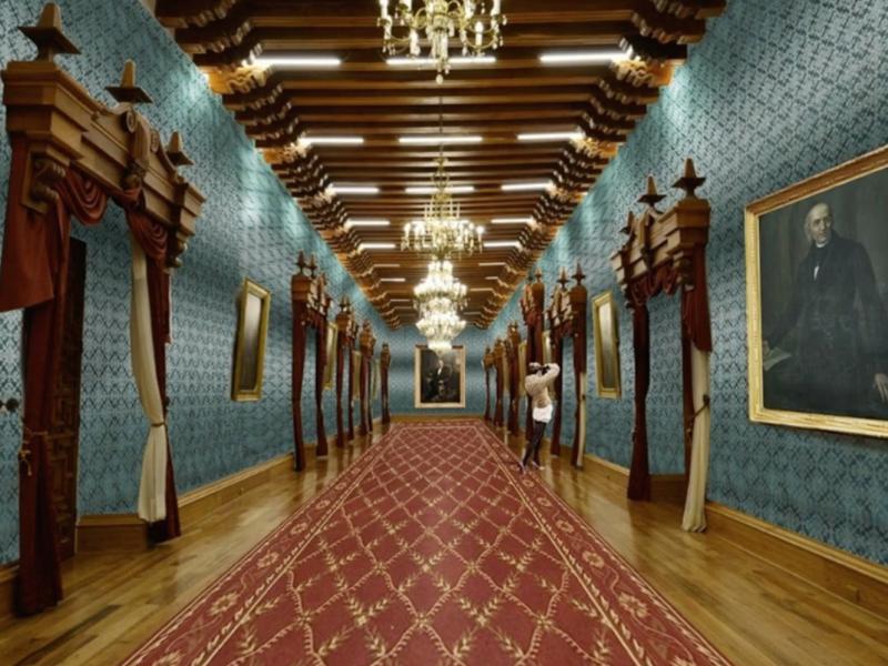 Convertirán  Palacio de Gobierno en un museo
