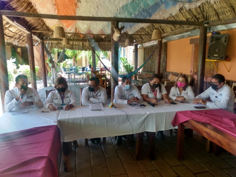 Convoca el INE a debate entre candidatos del Distrito VII