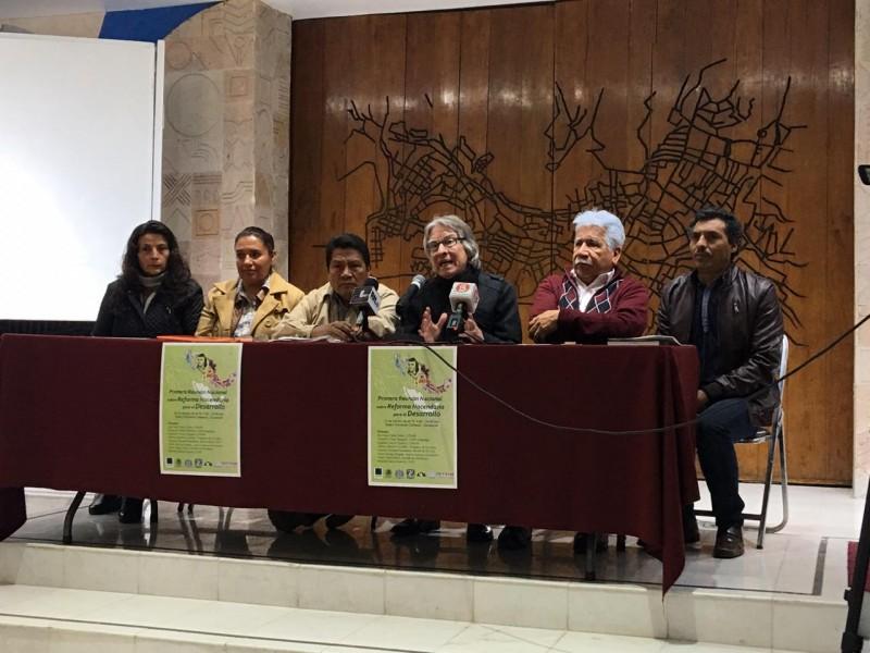 Convocan a foro nacional sobre Reforma Hacendaria