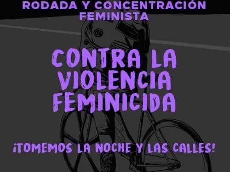 Convocan a rodada nocturna contra la violencia