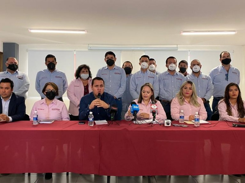 Convocan afiliación Morena, el objetivo, hacer frente a elecciones 2024