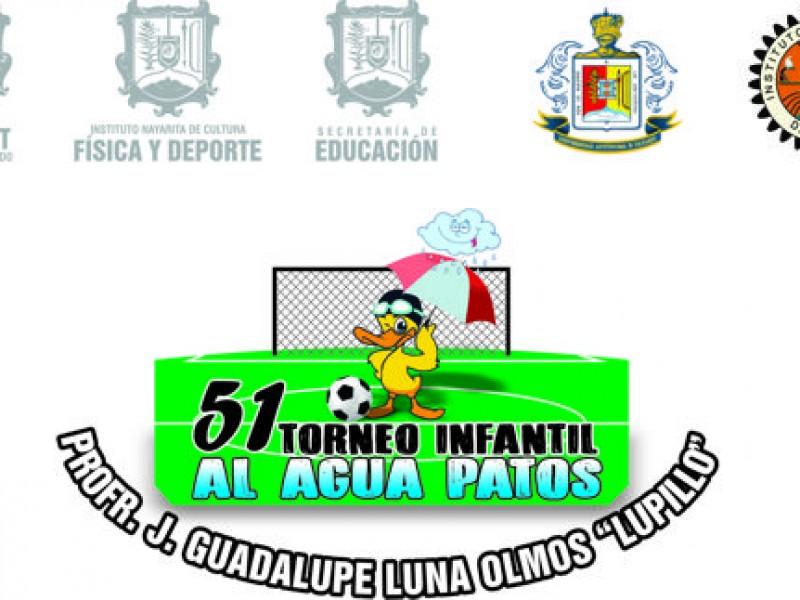 Convocan al 51 Torneo Infantil Al Agua Patos