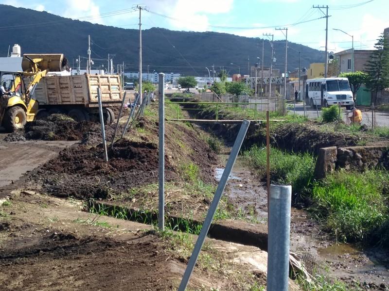 Coordinación entre gobiernos y vecinos beneficio la Cantera