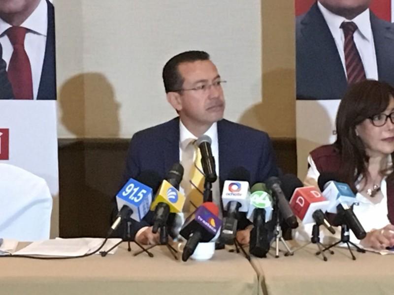 Coordinador de Lomelí niega nexos con el Chapo