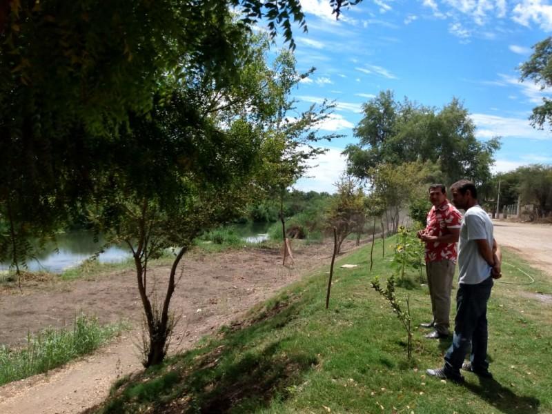 Coordinados para rescatar al río Sinaloa