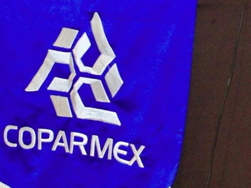 Coparmex critica crecimiento económico nulo