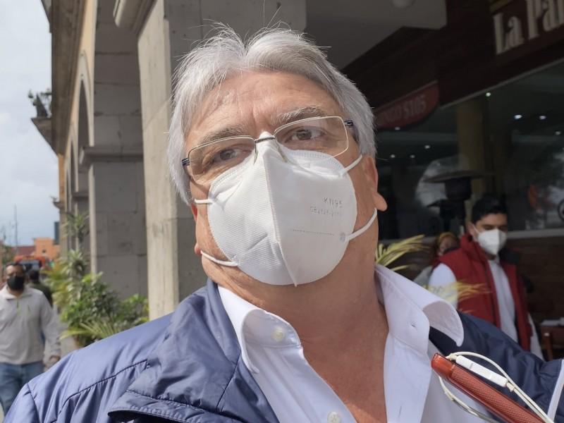 Coparmex critica disparidad y afectaciones por cierres viales en Xalapa