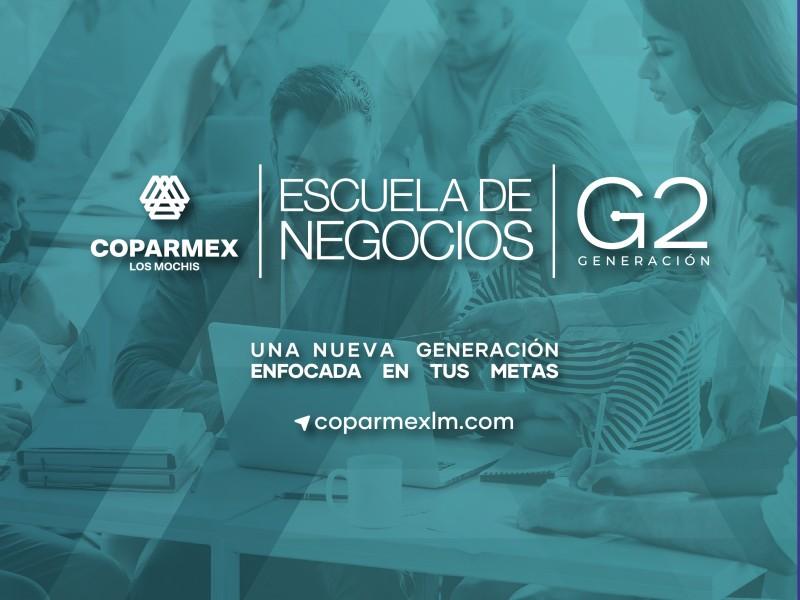 COPARMEX lanza la segunda generación de la Escuela de Negocios