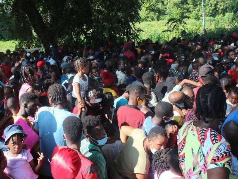 Coparmex pide mayor organización en atención de migrantes