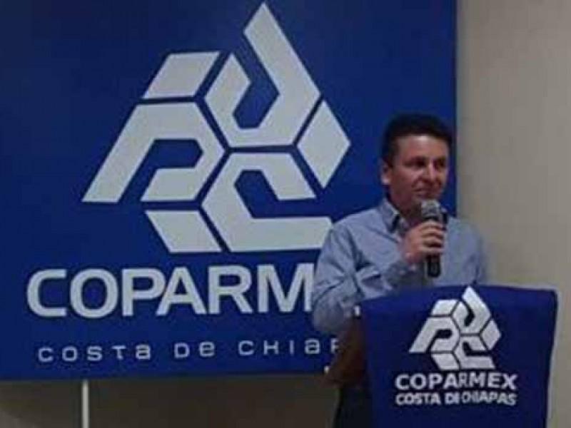 COPARMEX rechaza flujo migratorio
