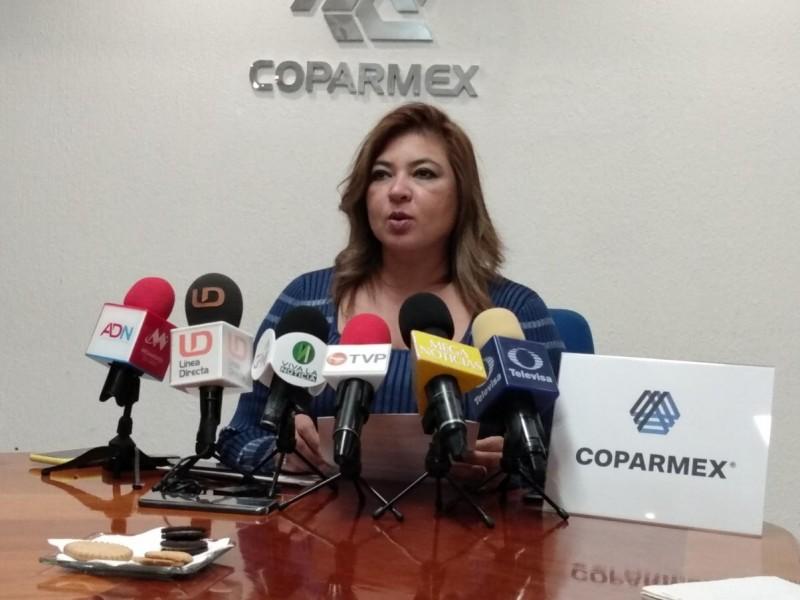 Coparmex reprocha falta de atención por Coronavirus