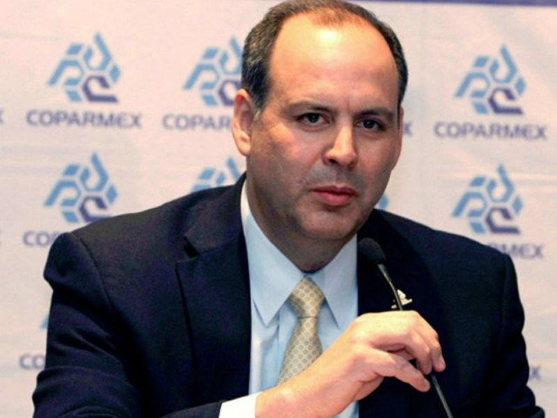 Coparmex solicita continuar construcción en Texcoco