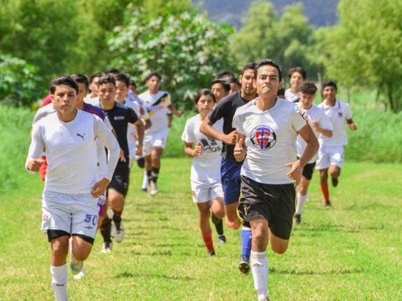 Coras prepara su temporada en la Tercera División Profesional