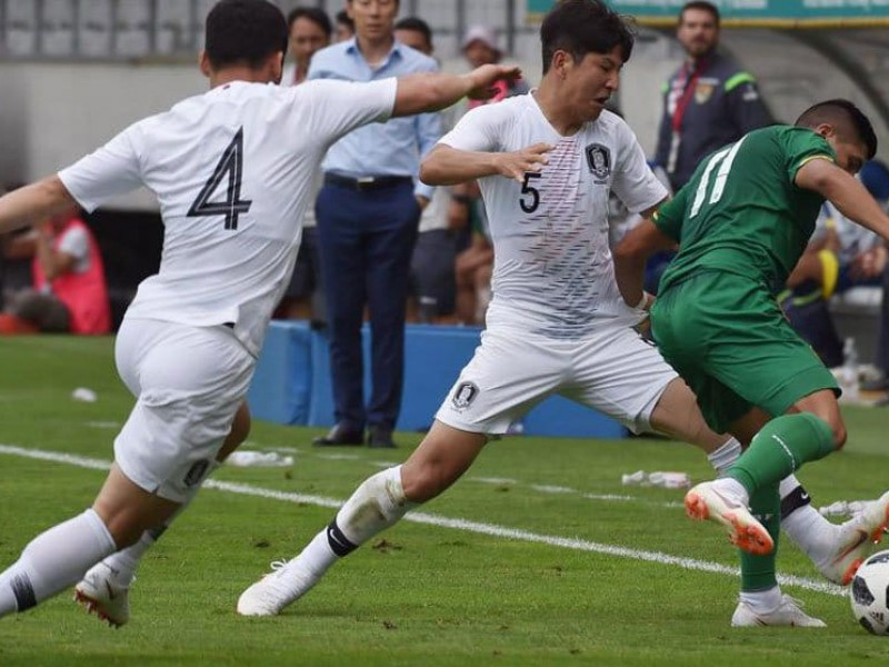 Corea del Sur cae ante Senegal