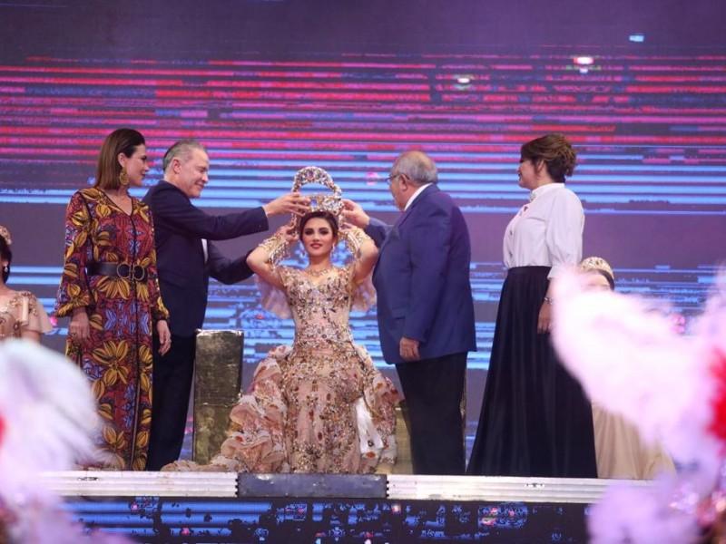 Coronación de Libia II, Reina del Carnaval de Mazatlán