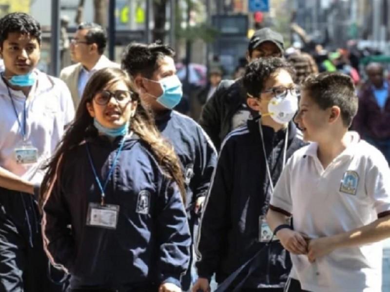 Coronavirus avanza y la SEP suspende examen a la secundaria