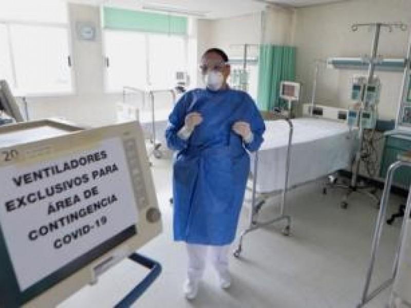 Coronavirus deja primer muerto en México, la economía sigue cayendo