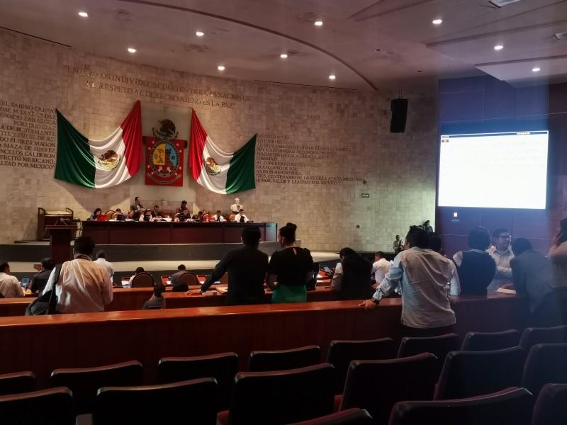Coronavirus genera polémica en el Congreso de Oaxaca
